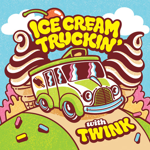 Ice Cream Truckin'